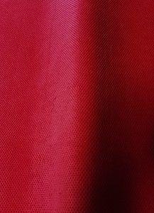 Restant meubelstof rood